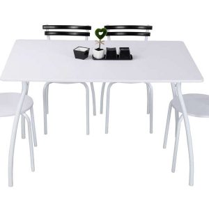 Table De Cuisine Ronde Conforama