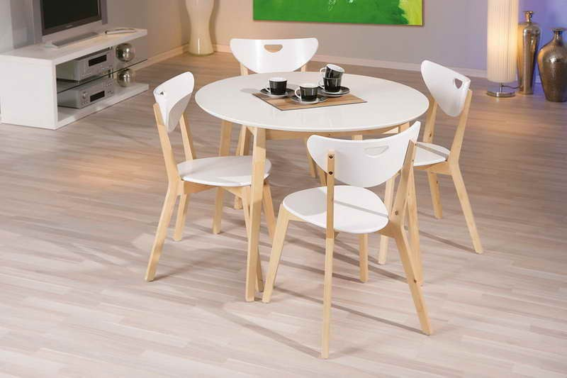 Table ronde cuisine pied central cuisine id es de d coration de maison e - Table ronde cuisine pied central ...