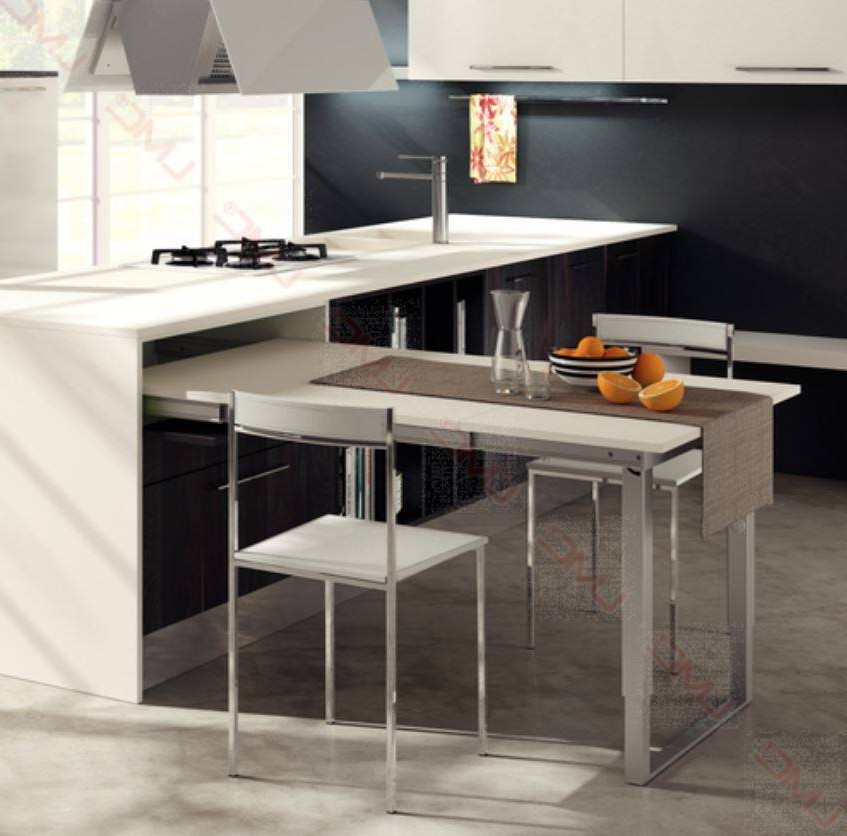 Amenagement cuisine table amovible cuisine id es de for Amenagement cuisine