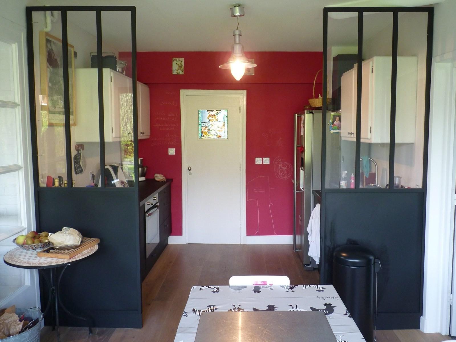 Cloison Amovible Cuisine Salon