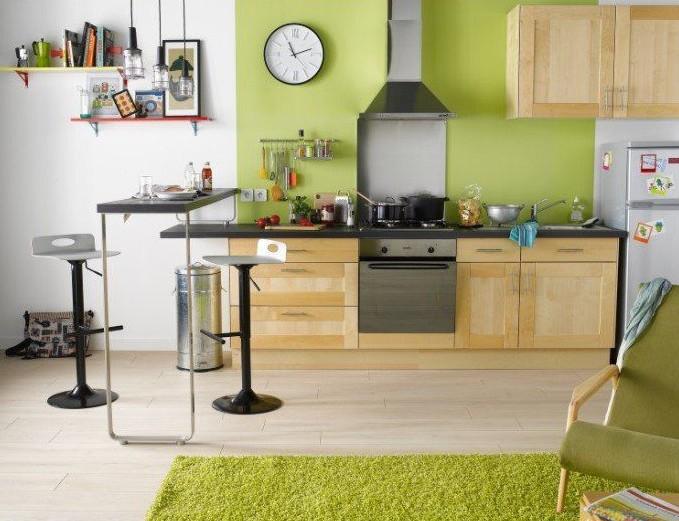 Couleur de peinture pour cuisine 2015 cuisine id es de for Couleur de peinture pour cuisine