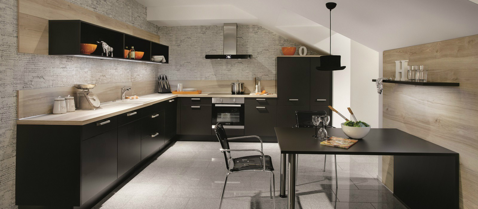 meuble de cuisine encastrable maison design. Black Bedroom Furniture Sets. Home Design Ideas