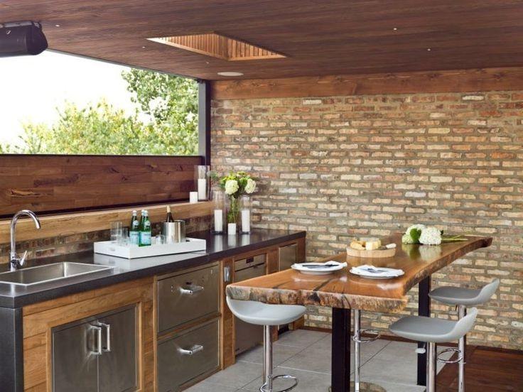 Meuble cuisine exterieure ikea cuisine id es de for Porte inox cuisine exterieure