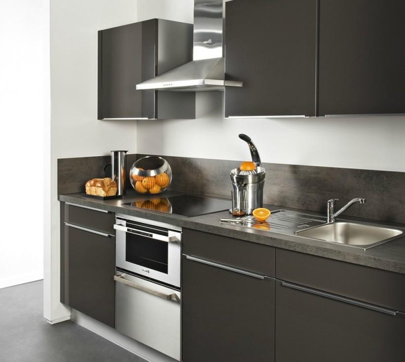 Meuble de cuisine encastrable maison design for Meuble bas encastrable cuisine