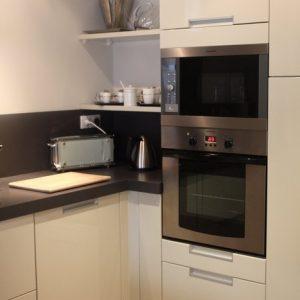 Meuble de cuisine pour four et micro onde cuisine for Meuble cuisine four et micro onde