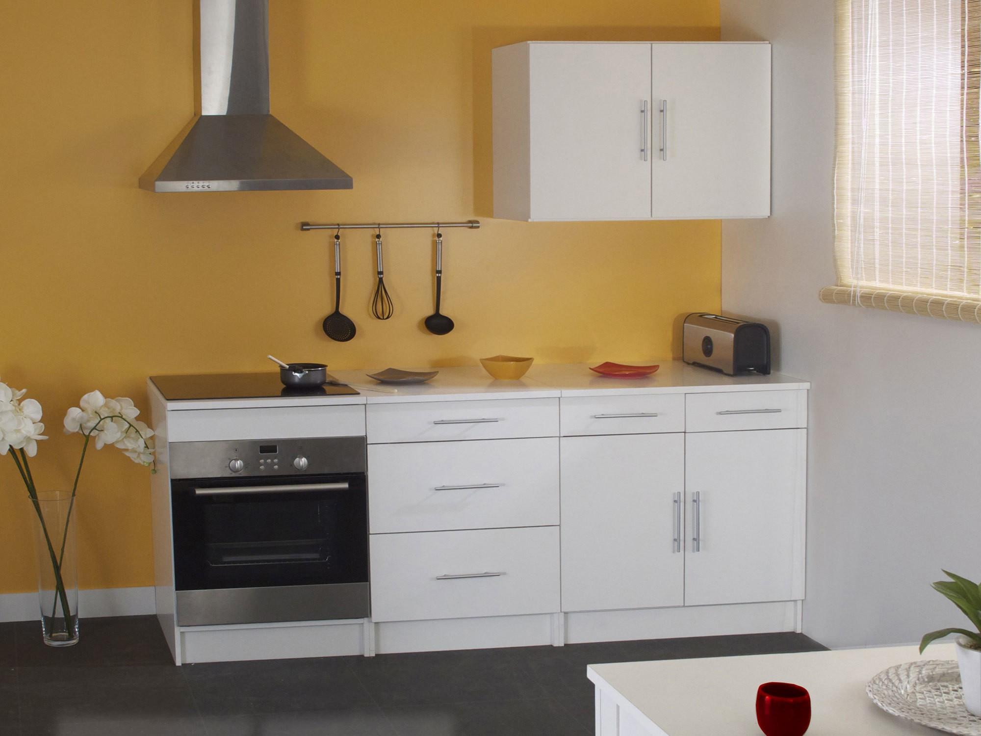 Meuble de cuisine pour four cuisine id es de for Stickers pour meuble cuisine