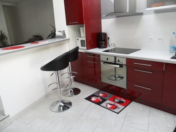 Meubles Cuisine Rouge Ikea
