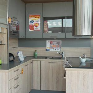 Modele de cuisine equipee blanche cuisine id es de for Exemple cuisine equipee