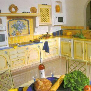 Modele de cuisine provencale marseille cuisine id es for Modeles cuisines style provencal