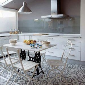 Modele Carrelage Cuisine Mural Carrelage Idees De