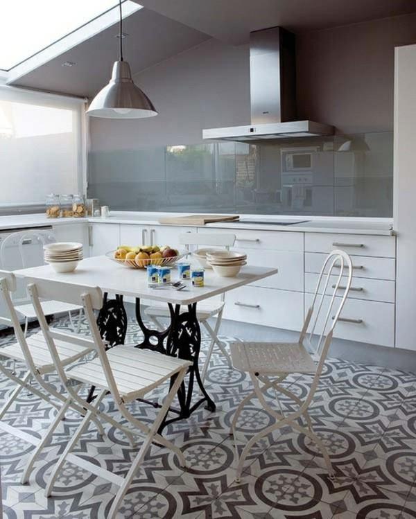 Modele de carrelage sol cuisine cuisine id es de for Modele de decoration maison
