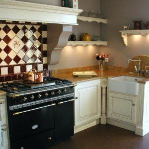 Modele cuisine provencale verte cuisine id es de for Photo faience cuisine provencale