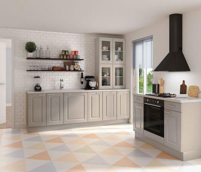 Modele petite cuisine design cuisine id es de for Modele cuisine design