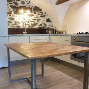 Plateau En Bois Pour Table De Cuisine
