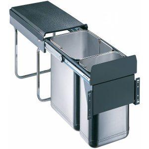 Poubelle Automatique Pour Meuble De Cuisine
