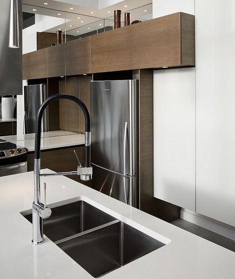 Robinet cuisine avec douchette ideal standard cuisine id es de - Robinet mitigeur cuisine ikea ...