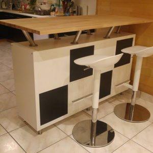 Table Comptoir Cuisine Ikea