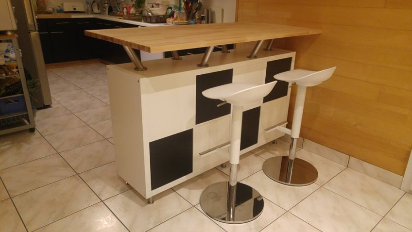 Table comptoir cuisine ikea cuisine id es de for Table cuisine americaine