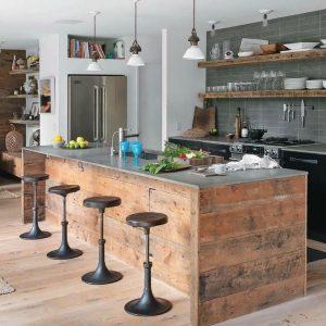 Table Comptoir Pour Cuisine