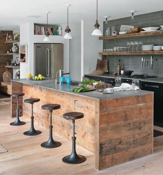 Table comptoir pour cuisine cuisine id es de for Comptoir pour cuisine americaine
