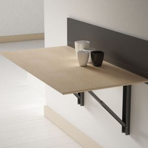Table de cuisine murale rabattable wall cuisine id es for Table rabattable murale conforama