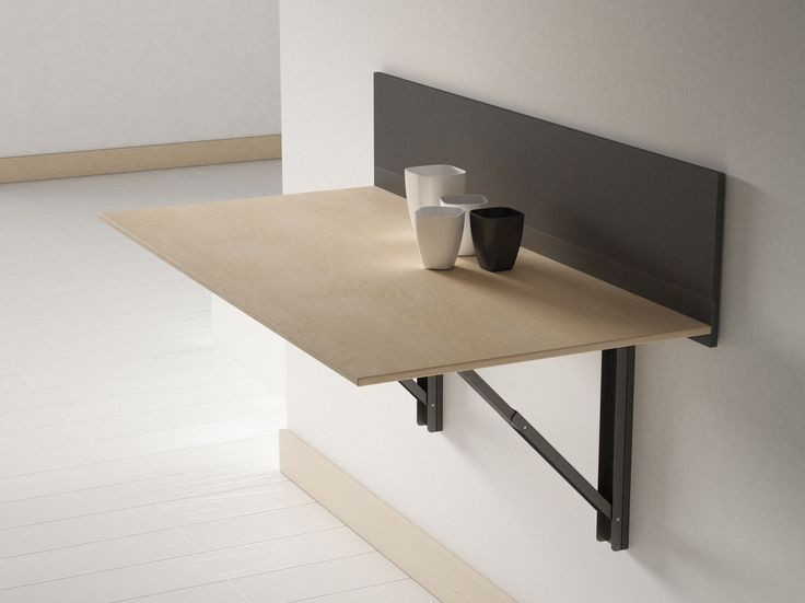 Table de cuisine murale rabattable conforama cuisine for Table rabattable cuisine murale