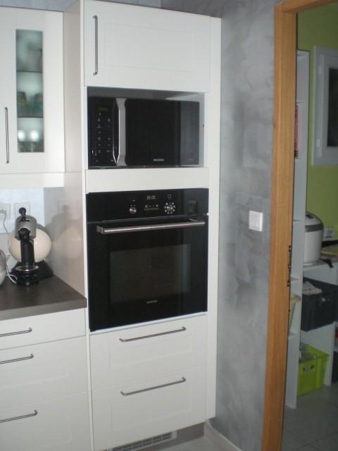 Armoire de cuisine pour four encastrable cuisine id es for Armoire pour cuisine