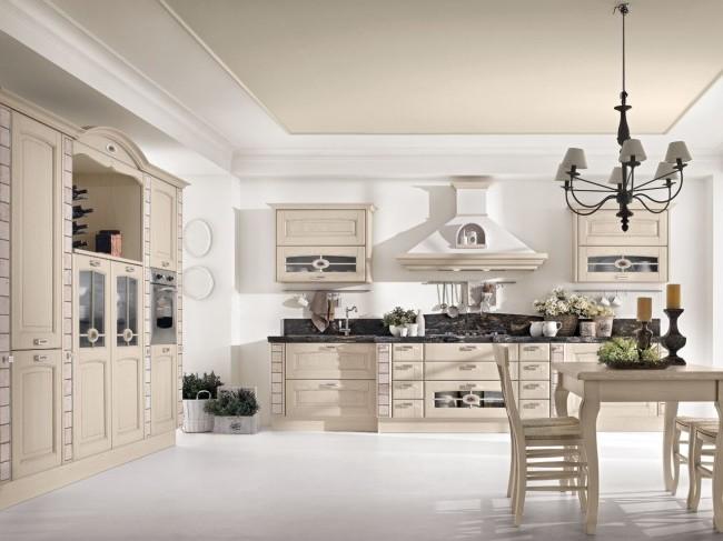 Cuisine en bois massif blanc cuisine id es de for Cuisine bois massif blanc