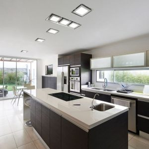 Eclairage Cuisine Plafond