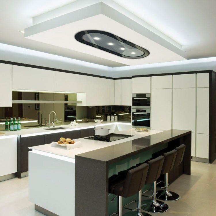 Eclairage Cuisine Plafond Bas