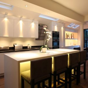 Eclairage Plafond Cuisine