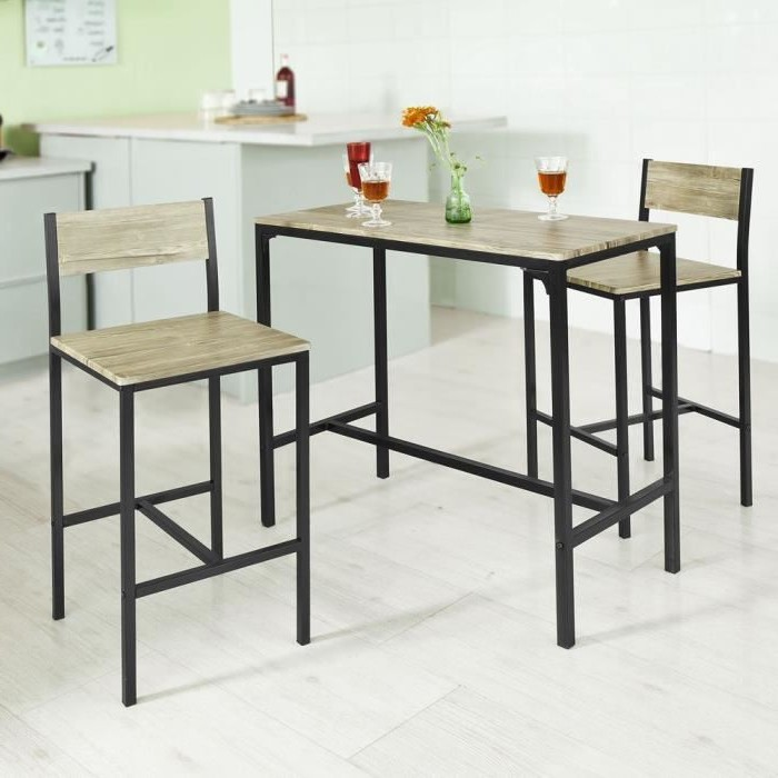 Ensemble Table Tabouret Cuisine