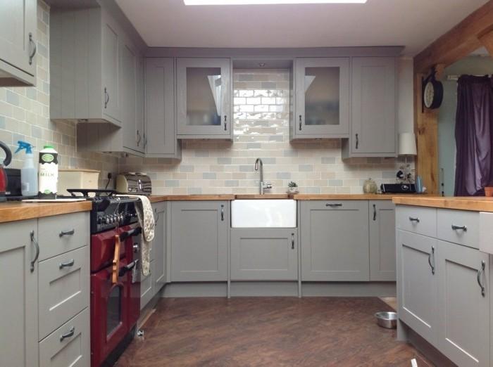 Idee couleur peinture meuble cuisine cuisine id es de for Couleur peinture meuble cuisine