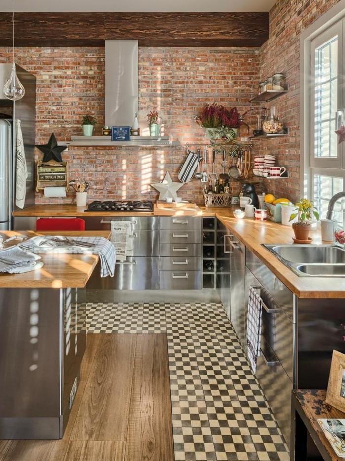 Idee De Deco Pour Mur De Cuisine