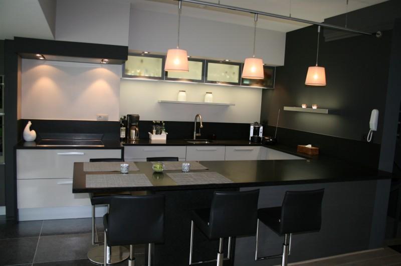 meuble cuisine avec table intgre