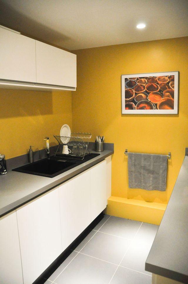 Mod le de peinture murale pour cuisine cuisine id es de d coration de mai - Idee decoration murale pour cuisine ...