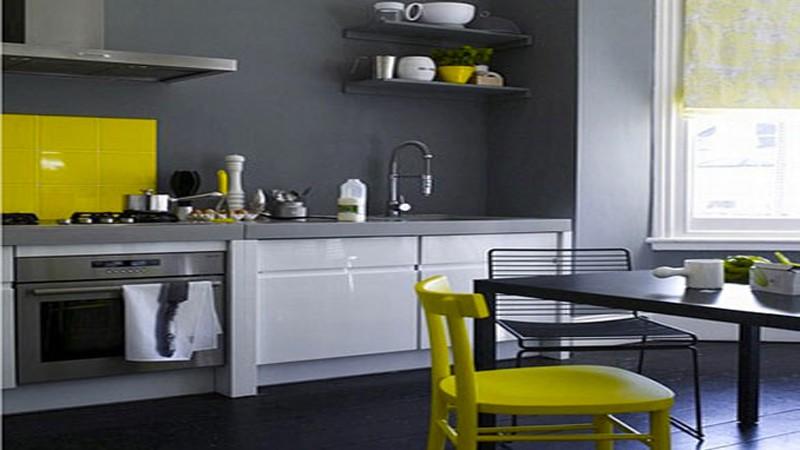 Modele De Peinture Pour Mur De Cuisine