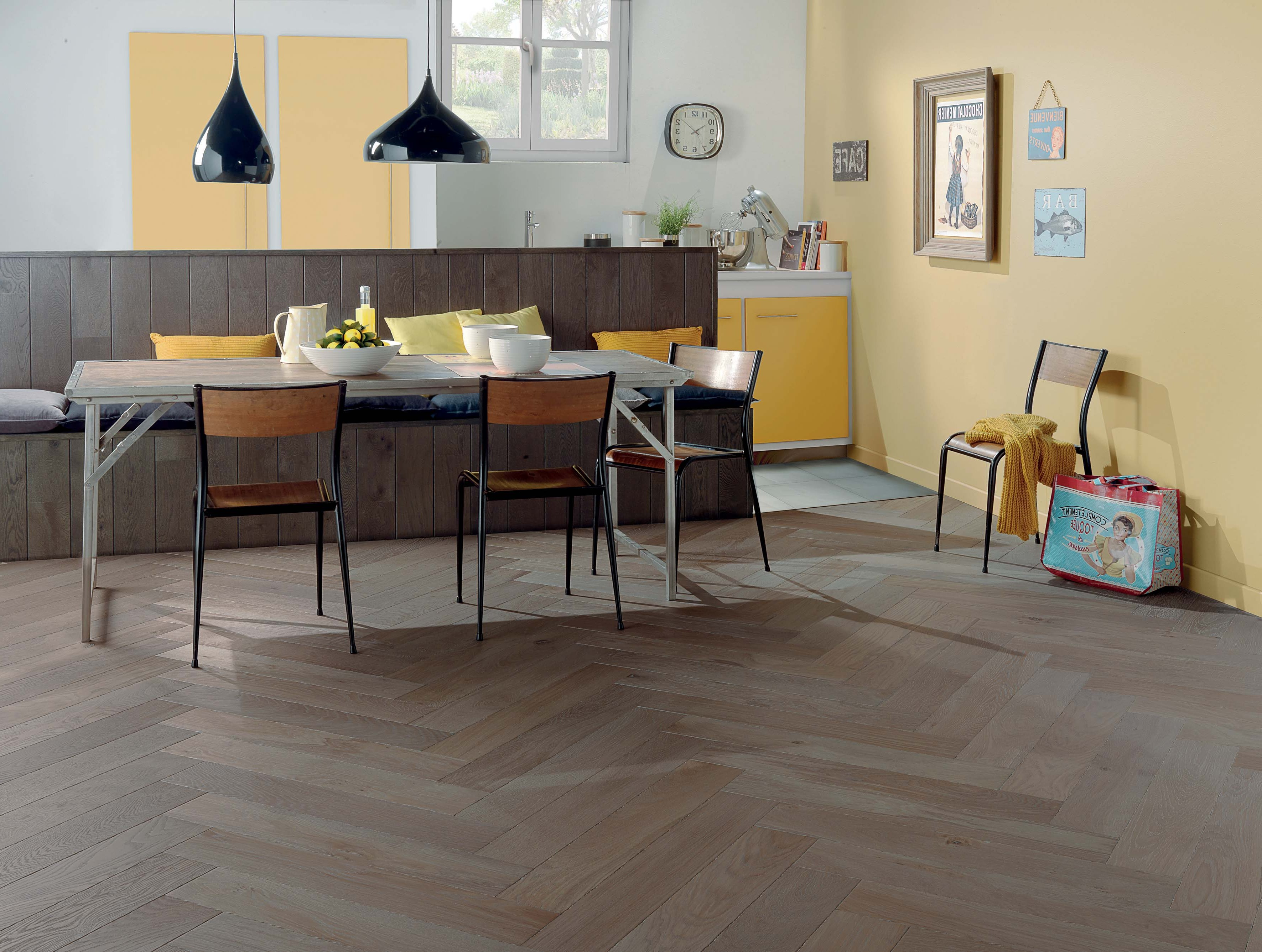 parquet stratifi cuisine avis cuisine id es de d coration de maison gyne3rjdvm. Black Bedroom Furniture Sets. Home Design Ideas