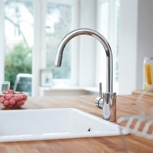 Robinetterie Cuisine Grohe