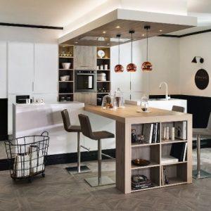 Table Bar Pour Cuisine Ouverte