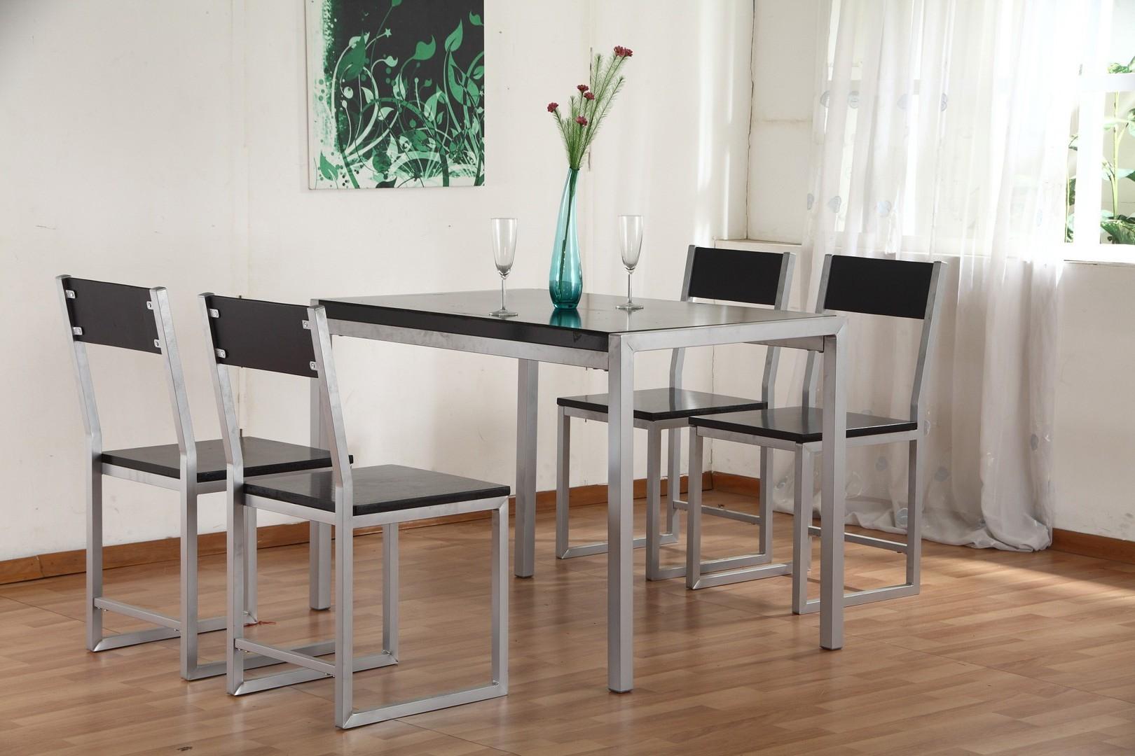 Table Et Chaises Cuisine Moderne