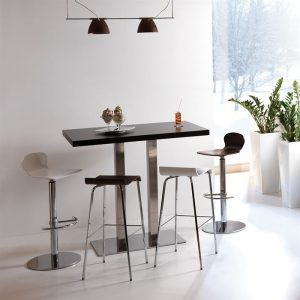Table Haute Bar Cuisine Design