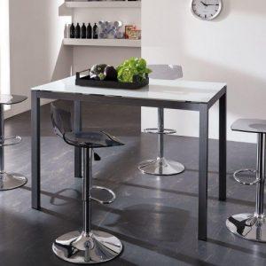 Table Haute Rectangulaire Cuisine