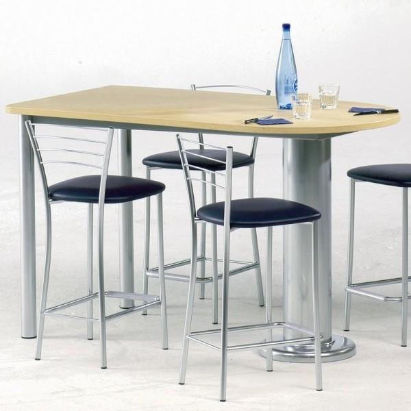Table Haute Rectangulaire Pour Cuisine