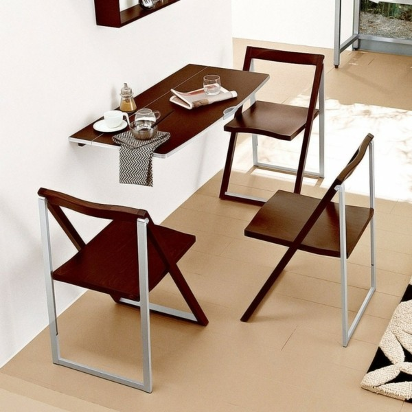 Table Murale Rabattable Pour Cuisine