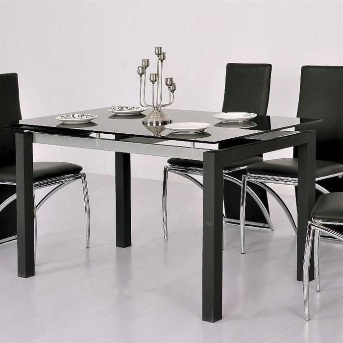 Tables de cuisine en verre tremp uncategorized id es - Table cuisine verre trempe ...
