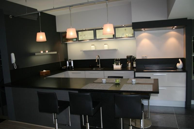 Tables Hautes Cuisine Moderne