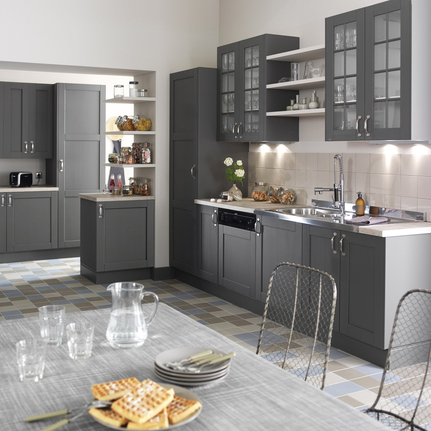avis meuble de cuisine delinia cuisine id es de d coration de maison lmb8wmed53. Black Bedroom Furniture Sets. Home Design Ideas