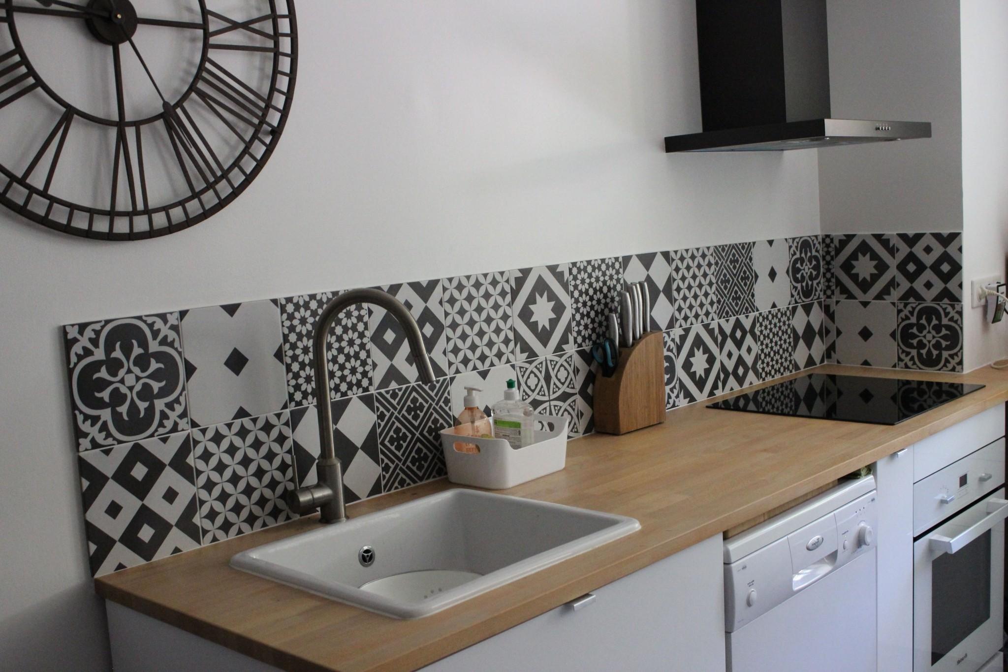 carrelage cuisine le roy merlin cuisine id es de d coration de maison qmlzwybd4o. Black Bedroom Furniture Sets. Home Design Ideas