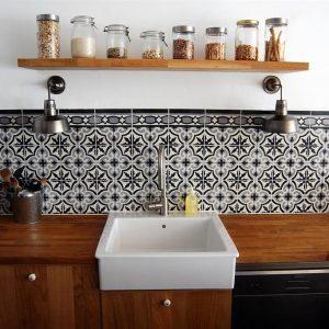 Carrelage Cuisine Moderne Maroc - Carrelage : Idées de Décoration de ...